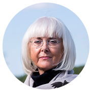 Forfatteren Jonna Odgaard
